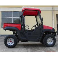 300CC Full Automatic Gas Utility Vehicles Water Cooled With Shaft Drive Manufactures