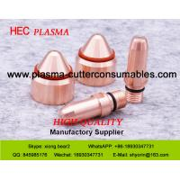 SAF OCP-150 Plasma Torch Parts / Plasma Cutter Consumables For Plasma Cutting Machine Manufactures