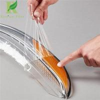 0.02-0.20mm Clear Transparent Adhesive PE Protective Film for Injection Mould Manufactures