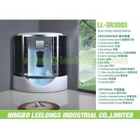 China Luxurious Complete Steam Room Kits Steam Shower Room With Big Space on sale