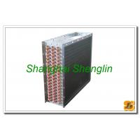 Copper Tube Aluminum Fin Condensing Air Cooled Heat Exchangers Manufactures