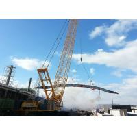 Durable Lattice Boom Construction Crawler Crane QUY130 With High Performance Manufactures
