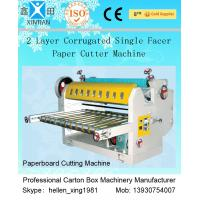 Safe Operation Corrugated Sheet Making Machine Electric Mill Roll Stand / Sheet Cutter Manufactures