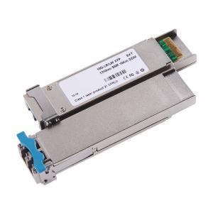 China Professional XFP ER Fiber Optic Transceiver Module , SFP Copper Transceiver on sale
