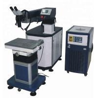 300W Mould CNC Automatic Laser Welding Machine with Microscope CCD Manufactures