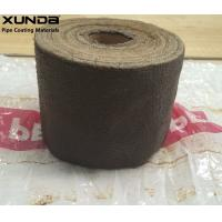 China Denso Prteolaum Anti Corrosive Tape For Vessel , protective Pipe Wrapping Tape for sale