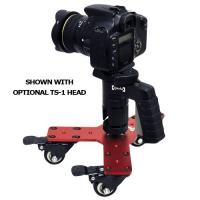 Tri-Wheel Video Stabilization Table Dolly System for DSLR Cameras & Camcorders Manufactures