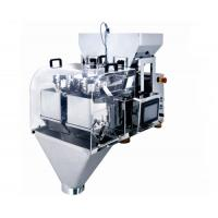 Two Heads Linear Weighing Machine 4.5L And 15L Hopper Volume Type 30P/M Manufactures
