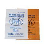 plastic pp woven bag for packaging 20kg 25kg 50kg Manufactures