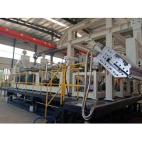 China 220kw Geomembrane Waterproof Sheet Extrusion Line 300 - 800kg/H Max Capacity on sale