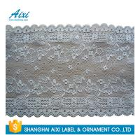 China Gray Women Lingerie Lace Fabric Nylon Stretch Lace African Garment Lace For Dress on sale
