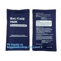 China MEDICAL ICE PACK, chocolate milk fruits instant cooling ice pack Food cooler bag, Wine Bottle Gel Ice Pack PVC Wine Cool on sale