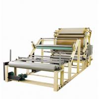 Snyder Servo Control Non Woven Cutting Machine For Spunlace Cloth , Meltblown Manufactures