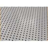 China Customize 2B Surface Decorative Stainless Steel Sheets Perforated With  1219mm Width on sale