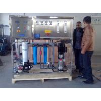 30Tons Perday Seawater Desalination Process For sale Manufactures