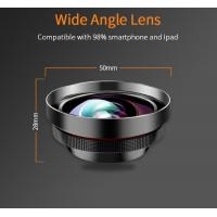 Wide Angle lens compatible with 98% smartphone Manufactures