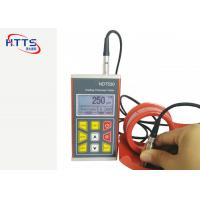 Non Magnetic Digital Coating Thickness Gauge Coating Thickness Tester Manufactures