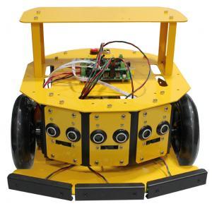 China 2WD mobile Arduino robotics kit C004 on sale