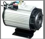 Traction motors 1.2kW,Electric Vehicle golf carts use Manufactures