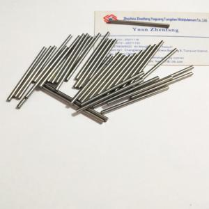 China High Wear-resisting  Tungsten Carbide Round Rods, WC Round Bar on sale