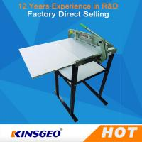 Manual Automatic Wet Dry Textile Testing Equipment Fabric Sample Cutter Machine 150kg Manufactures