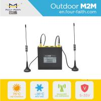China F3427 in vehicle wireless 3g vpn evdo router for pos on sale