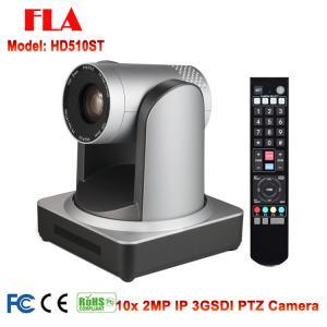 2MP H.265 10X Optical Zoom HD-SDI Conference IP PTZ 3G-SDI Camera Manufactures