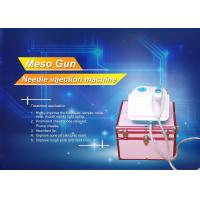 Vacuum Needle Injector Meso Gun Water skin care beauty machine CE certification Manufactures