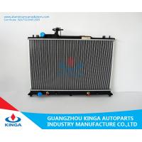 Mazda 2008-2014 PA16 AT Aluminum Welding Radiator , custom aluminum radiator Manufactures