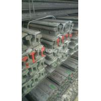 China 12kg , 24kg , Railway Heavy Steel Rail with Material U71mn Q235 55q , Standard Steel Rail Light Rail Heavy Rail Price on sale