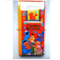 Commercial Kids Book Printing Cmky Personalized Picture Board Books Manufactures