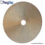 Abrasive Material Diamond Disc Dental , Diamond Polishing Disc Trimmer Consumables Manufactures