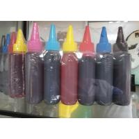 Quality Solvent Based Sublimation Printer Inks for Light Industry Products Printing for sale
