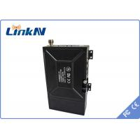 Quality NLOS LOS Narrow Bandwidth 2-8Mhz HD Wireless Transmitter for government video surveillance for sale