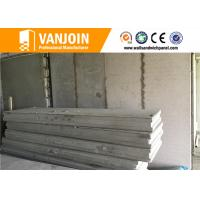 Prefabricated House Composite Panel Light Weight Partition Wall Board Moisture Proof Manufactures