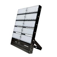 Sports Led Stadium Light Adjustable Beam AC100-305V 1500W Goverment Project Modules Manufactures
