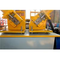 China Wall Ceiling Channel Roll Forming Machine Light Steel Keel Omega Type For Building on sale