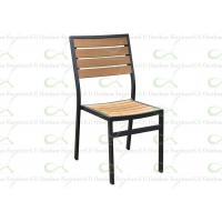 Outdoor Dining Chairs Patio Polywood Chair for Commercial Alfresco Restaurant Manufactures