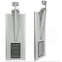 30W solar panel high capacity battery integrated solar street light Manufactures
