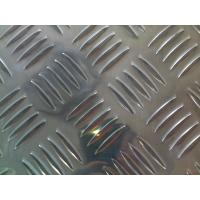 3000 Series 3003 H14 Polished Aluminum Diamond Plate Thickness 0.7mm-20mm Manufactures
