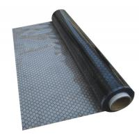 Black Anti Static Products , Rubber esd grid curtain 1.37m Width for workshop Manufactures