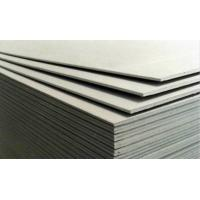 9mm Reinforced Fiber Calcium Silicate Insulation Board Free Asbestos Eco Friendly Manufactures