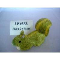 Handmade squirrel,,be made by nature material,Easter day decorations,home ornaments,holiday gifts,garden ornaments Manufactures