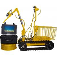 Underwater Working Type ROV, Tracked Walking ROV(VVL-SV-X) for agriculture,underwater pickup and objects collection Manufactures