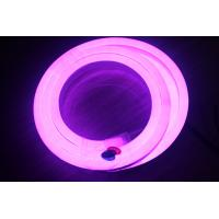 China 164ft 14x26mm spool neon led writing board decorative neon led tube with remote controll on sale