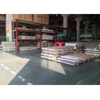 Natural Surface Hot Rolled Stainless Steel Sheet 304 Grade 3mm-120mm Manufactures