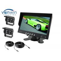 7 inch TFT Car Monitor with AV BNC 4 PIN input for Mobile DVR system or Reversing Manufactures