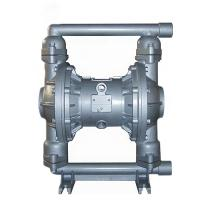 QBY 50 air operated double diaphragm pump for alumina powder transportation