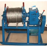 High Efficiency Slip Way Winch Marine Tool Liting Pulling Winch for Drilling Manufactures
