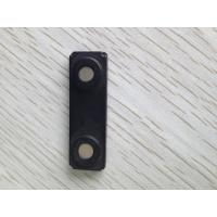 Super Strong Power Disc Magnet With Hole , DC Motors Magnetic Ferrite Magnet Manufactures